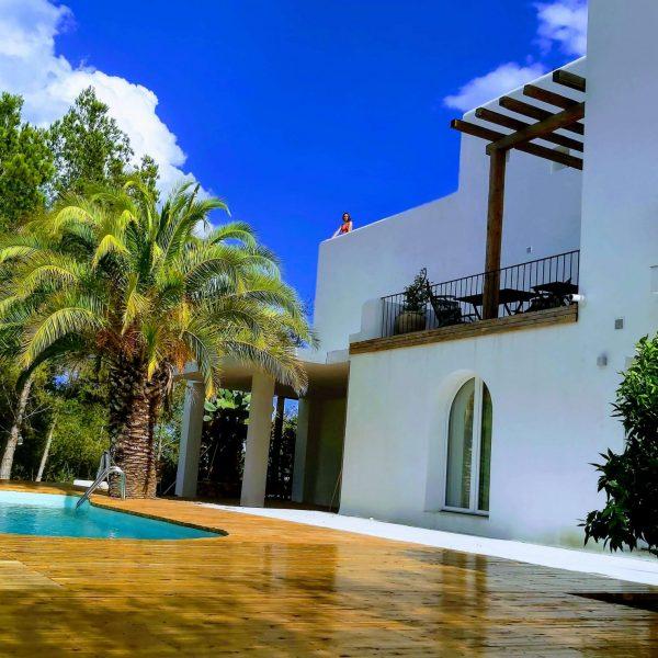 Travel Can Destino Labarta Ibiza Villa Pool 10