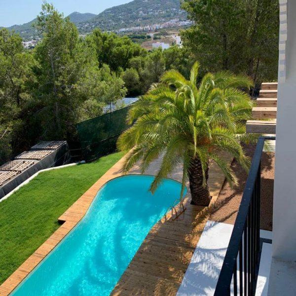 Travel Can Destino Labarta Ibiza Villa Pool 12
