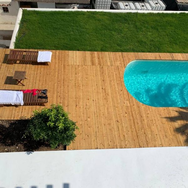 Travel Can Destino Labarta Ibiza Villa Pool 14