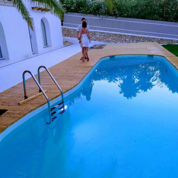 Travel Can Destino Labarta Ibiza Villa Pool 15