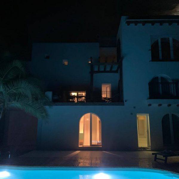 Travel Can Destino Labarta Ibiza Villa Pool 19