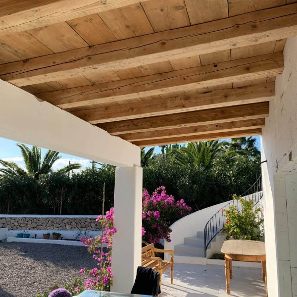 Travel Can Destino Labarta Ibiza Villa Pool 40