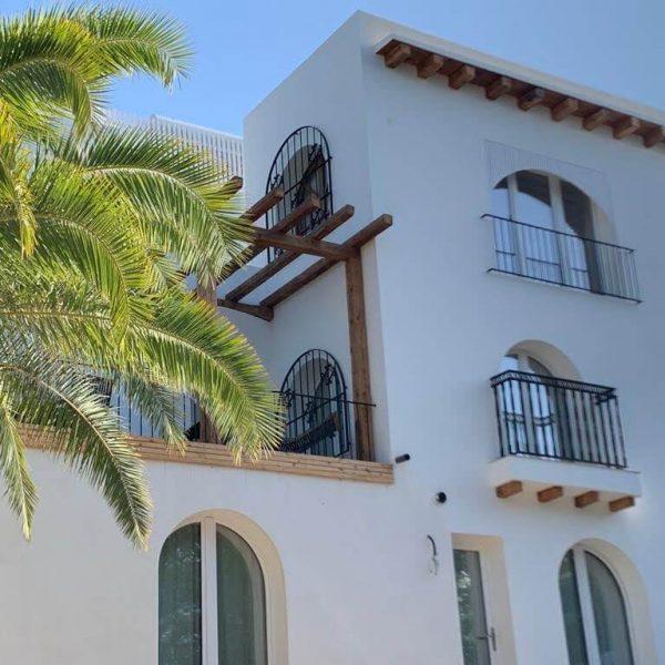Travel Can Destino Labarta Ibiza Villa Pool 47